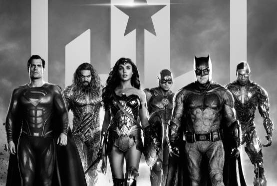 Zack Snyder's Justice League's New Key Art and Sweepstakes Announced