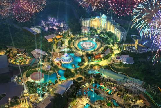 Work Resumes on Universal Orlando Resort's Epic Universe