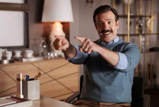 Apple TV+ Series Ted Lasso Wins Big at Critics Choice Awards