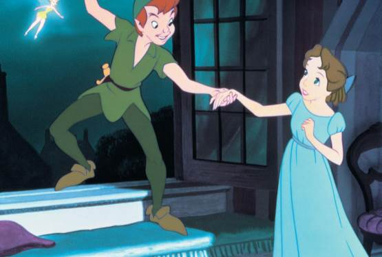 Principal Photography Begins on Disney's Peter Pan and Wendy