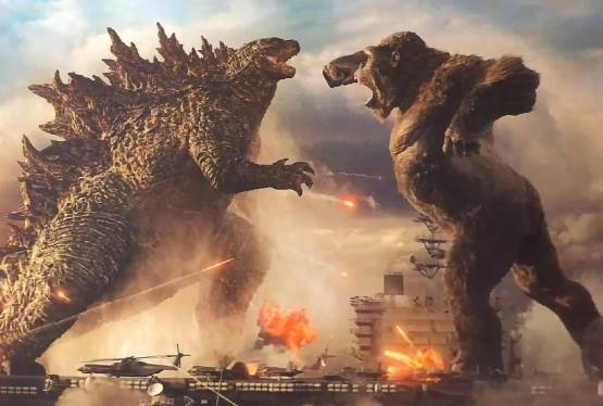 Godzilla vs. Kong Sets Box Office Record