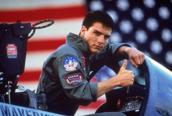 Top Gun Heading Back To Movie Theaters
