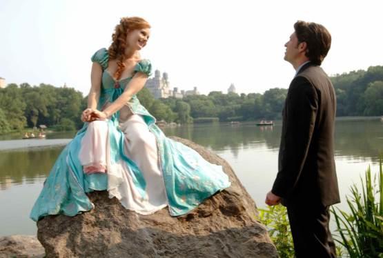 Production on Disney's Disenchanted Begins in Ireland