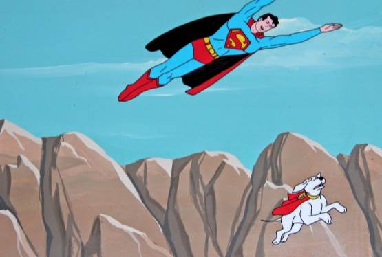 Dwayne Johnson to Voice Krypto the Superdog in Upcoming Animated Feature