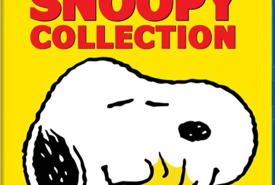 Reminisce With The Peanuts Gang On A New Blu-ray Collector's Set