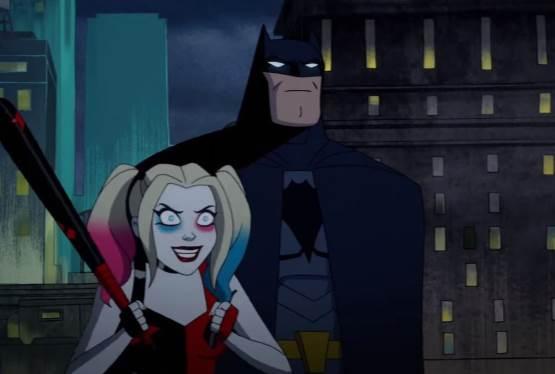 Batman Sex Scene Cut from HBO Max's Harley Quinn