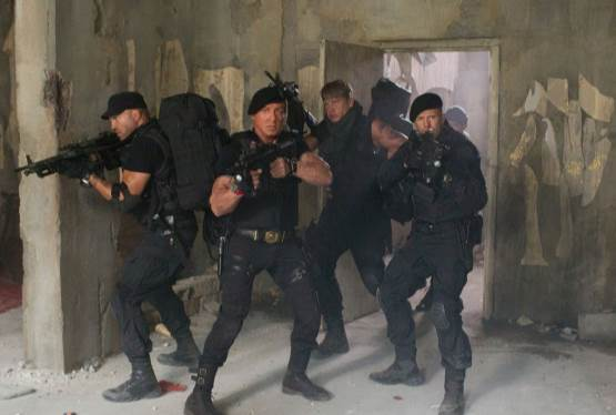 Expendables 4 Greenlit by Lionsgate and Millennium Media