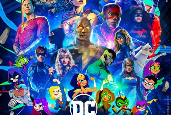 DC FanDome Returns in October!