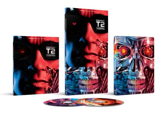 30th Anniversary Terminator 2 Judgement Day 4K Release Coming in November