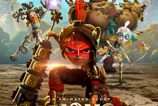See Netflix's Maya and The Three In A Virtual Advanced Screening