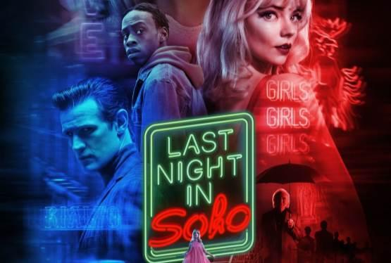 New Last Night in Soho Playlist Drops Ahead of Film Premiere
