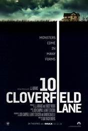 10 Cloverfield Lane Theatrical Review