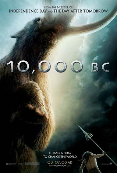 10,000 B.C. © Warner Bros.. All Rights Reserved.