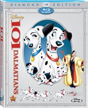 101 Dalmatians Blu-ray Review