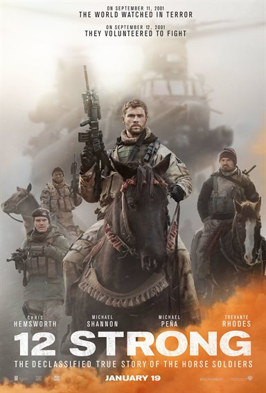 12 Strong © Warner Bros.. All Rights Reserved.