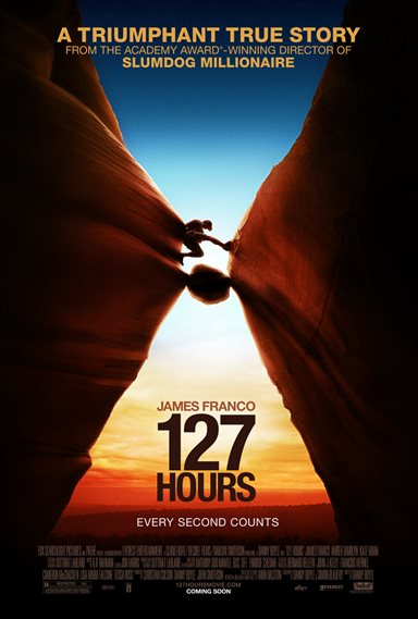 127 Hours Theatrical Review