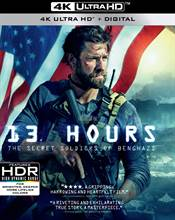 13 Hours: The Secret Soldiers of Benghazi 4K Ultra HD Review