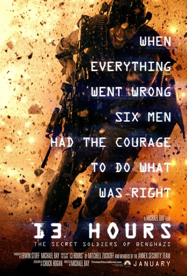 13 Hours: The Secret Soldiers of Benghazi © Paramount Pictures. All Rights Reserved.