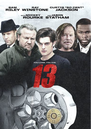 13 DVD Review