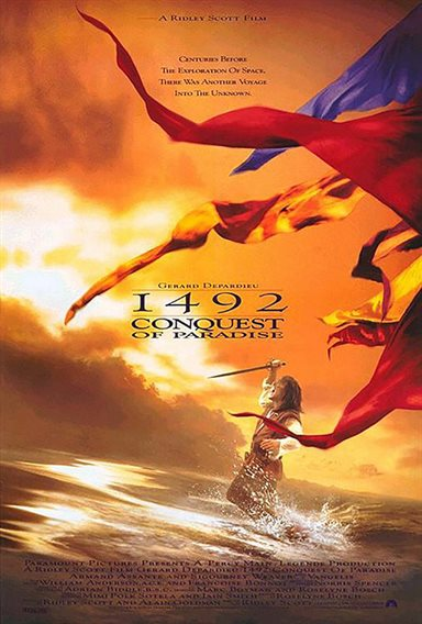 1492: Conquest of Paradise © Paramount Pictures. All Rights Reserved.