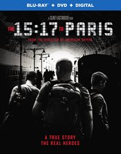 The 15:17 to Paris Blu-ray Review