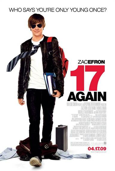 17 Again © New Line Cinema. All Rights Reserved.