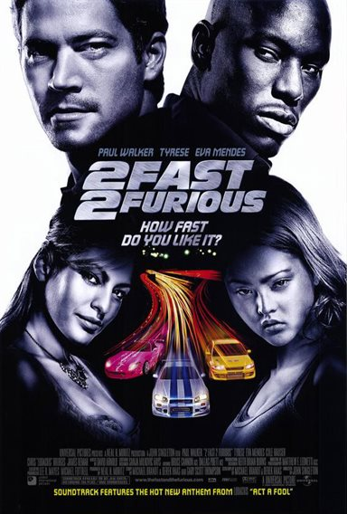 2 Fast 2 Furious © Universal Pictures. All Rights Reserved.