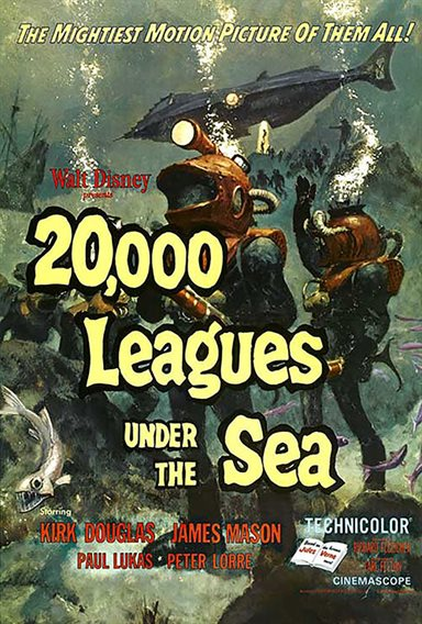 20,000 Leagues Under The Sea Theatrical Review