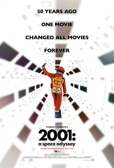 2001: A Space Odyssey © Warner Bros.. All Rights Reserved.