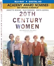 20th Century Women Blu-ray Review