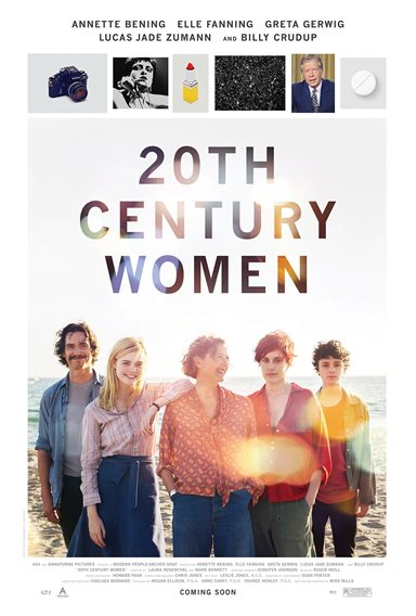 20th Century Women © A24. All Rights Reserved.