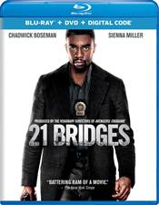 21 Bridges Blu-ray Review