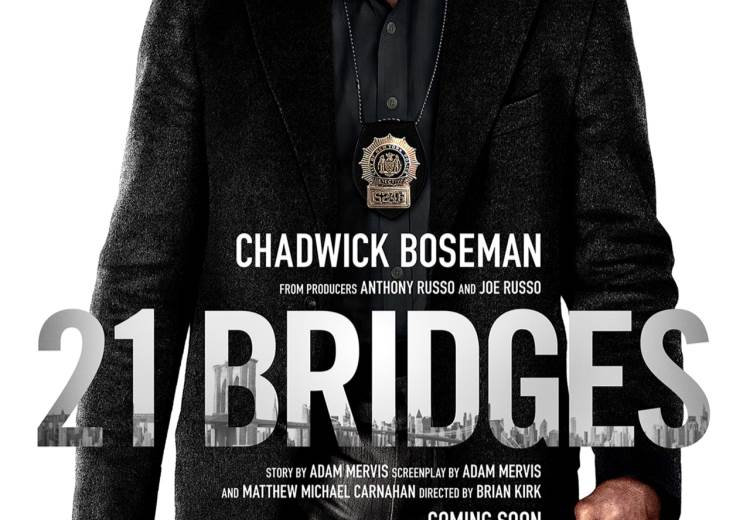 Movie Database 21 Bridges