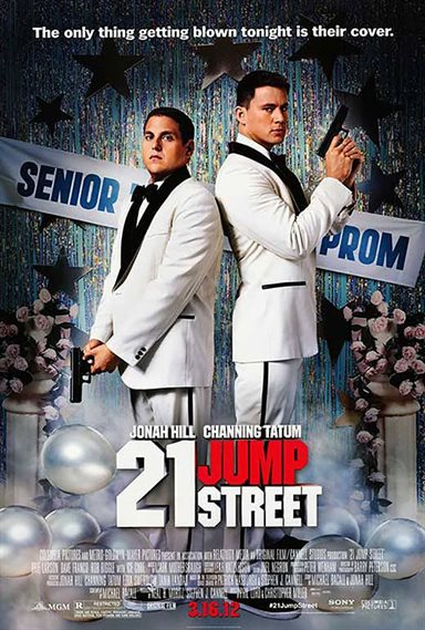 21 Jump Street © Columbia Pictures. All Rights Reserved.