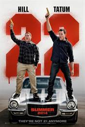22 Jump Street Theatrical Review