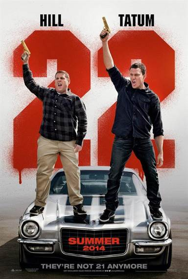 22 Jump Street © Columbia Pictures. All Rights Reserved.