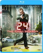 24: Season Eight - The Complete Final Season Blu-ray Review