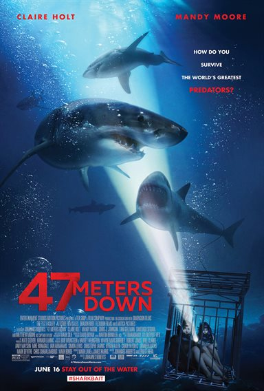 47 Meters Down © Entertainment Studios Motion Pictures. All Rights Reserved.