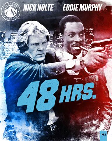 48 Hrs. Blu-ray Review