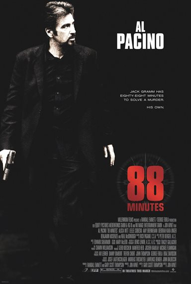 88 Minutes © TriStar Pictures. All Rights Reserved.