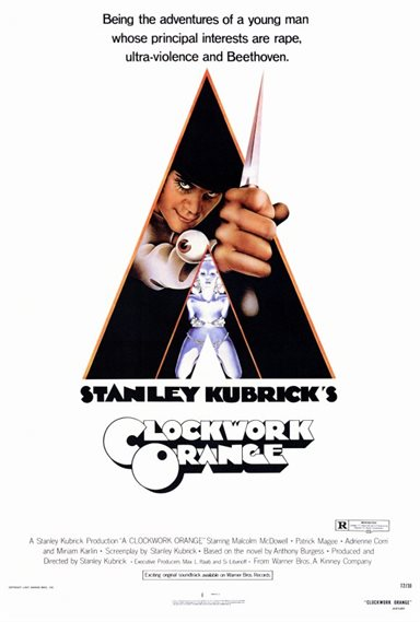 A Clockwork Orange © Warner Bros.. All Rights Reserved.