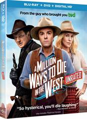 A Million Ways to Die in the West Blu-ray Review