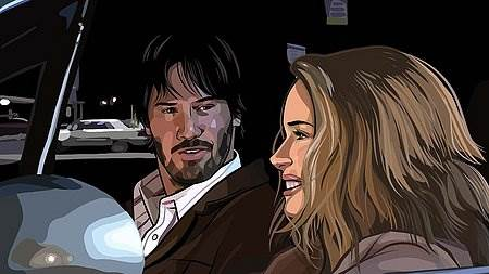 A Scanner Darkly © Warner Independent Pictures. All Rights Reserved.