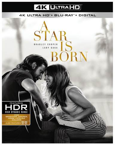 A Star Is Born 4K Ultra HD Review