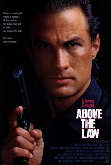 Above The Law © Warner Bros.. All Rights Reserved.