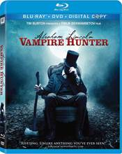Abraham Lincoln: Vampire Hunter Blu-ray Review