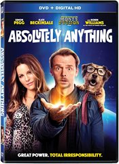 Absolutely Anything DVD Review