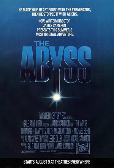 The Abyss © 20th Century Fox. All Rights Reserved.