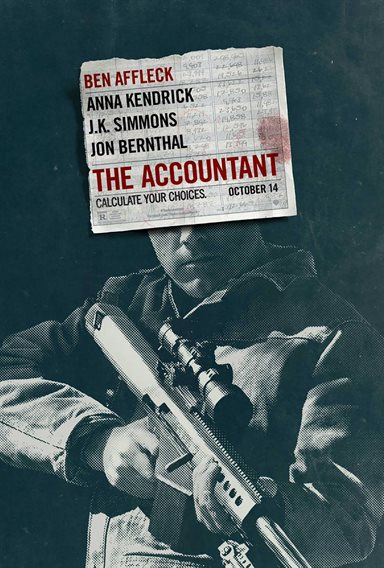 The Accountant © Warner Bros.. All Rights Reserved.
