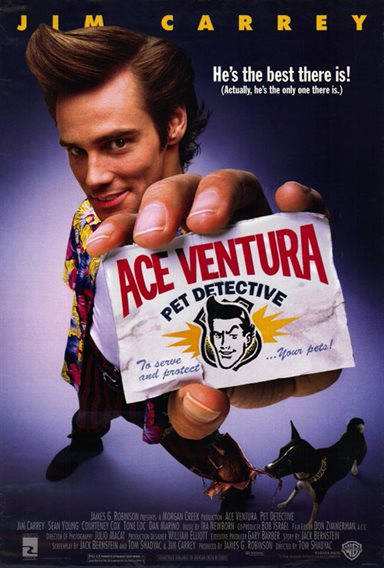 Ace Ventura: Pet Detective © Warner Bros.. All Rights Reserved.